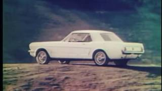 14 Awesome Ford Mustang Commercials from 1964