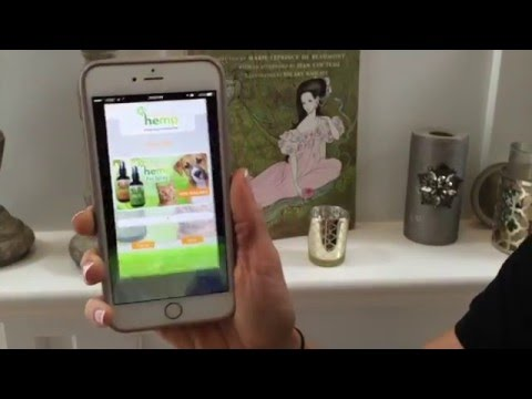 How to install Healthy Hemp app iPhone