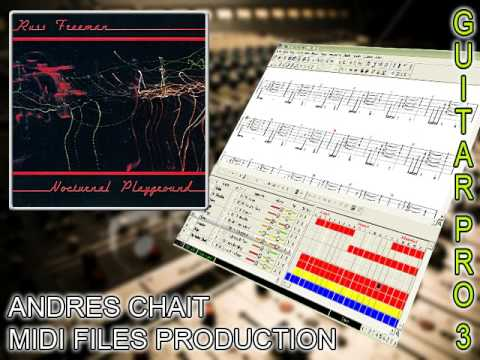 THE RT - Moving violation (MIDI FILE)