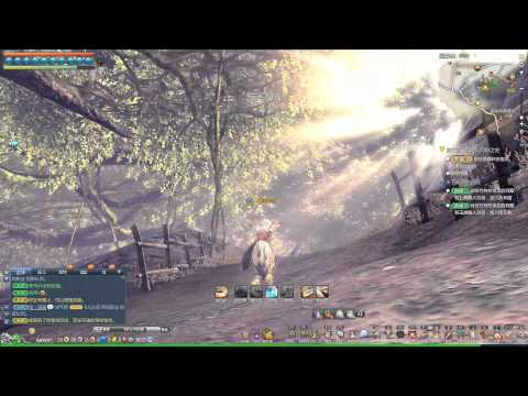 Blade  & Soul – Lyn Bladedancer Gameplay