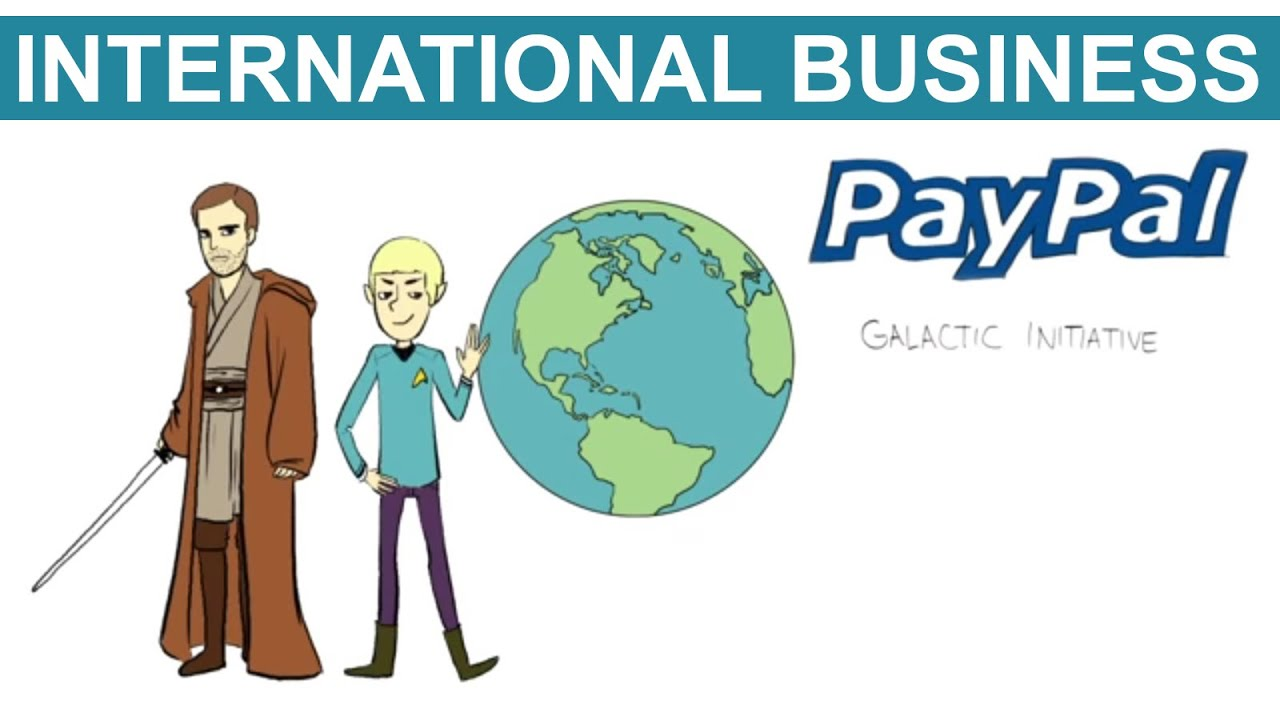 why international business why international business