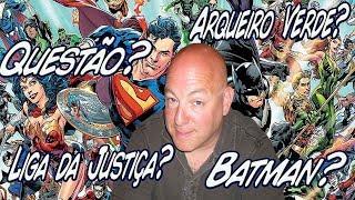 Quais os melhores títulos para o Brian Michael Bendis na DC Comics?