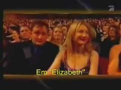 Fernanda Montenegro concorrendo ao Oscar de Melhor Atriz