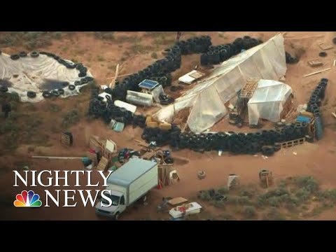 Suspects In New Mexico Compound Child Abuse Case To Be Released From Jail | NBC Nightly News
