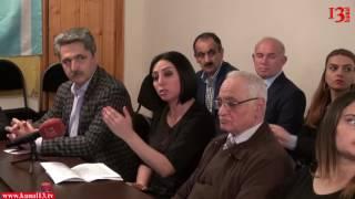 Yasəmən Qaraqoyunlu Türkməneli haqda danışdı