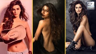 Bollywood Actresses Who Went TOPLESS For Dabboo Ratnani's Calendar Shoot  | लहरें गपशप