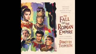 The Fall Of The Roman Empire | Soundtrack Suite (Dimitri Tiomkin)