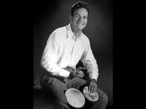 Richard Feynman che integra i cammini a suon de musica