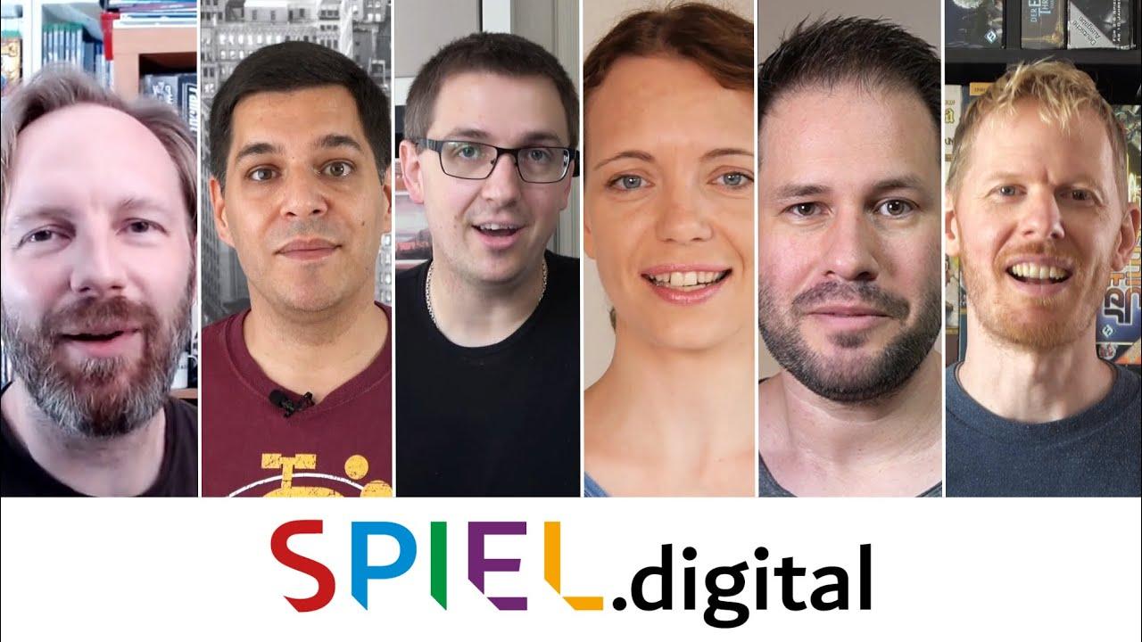 SPIEL.digital - Livestream Team Germany