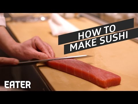 Preparing Sushi Is More Involved Than People Think