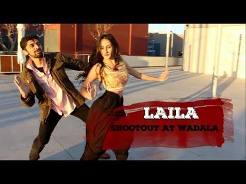 LAILA - SHOOTOUT AT WADALA | Dhruvin Bhadani Choreography.