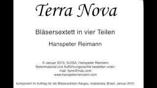 Terra Nova 1. Satz, Ambivalenz, Ambivalência, von Hanspeter Reimann