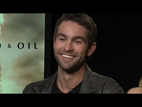 EXCLUSIVE: Chace Crawford Spills on Reuniting With His 'Gossip Girl' CoStar Ed Westwick!