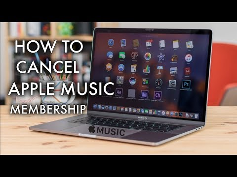 How To Cancel Apple Music Subscription On Mac - Mac Basics