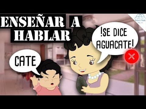 Ejercicios y Consejos para enseñar a hablar a los hijos Ayudar a mi hijo con retraso de lenguaje