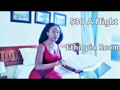 What a $30 a Night Hotel Room looks like in Addis Ababa/Ethiopia