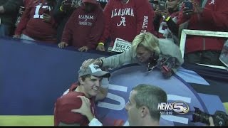Alabama's Jake Coker Fueled by his Competitive Family