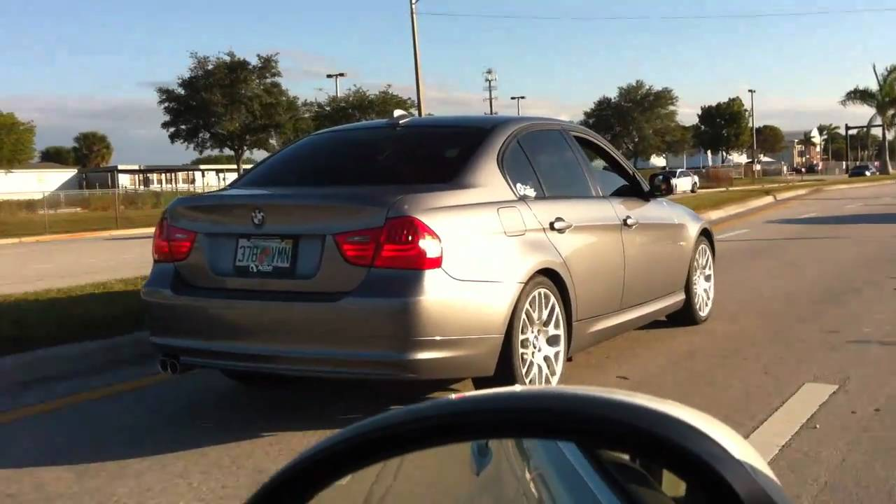 E90 Lci With Style 197 Wheels Youtube