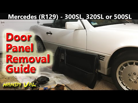 Mercedes Sl 300 R129 Edelstahlabgasanlage Made By Workshop No 05 Tuv Youtube