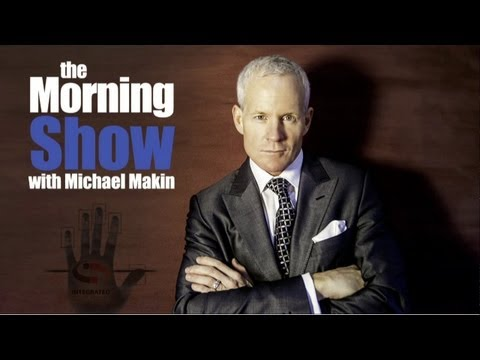 IPF 2013 The Morning Show -- Hosted by Michael Makin, CEO of Printing Industries of America