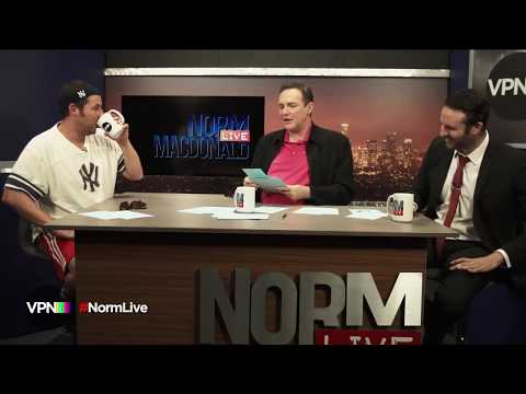 Norm Macdonald Live - War on Terror