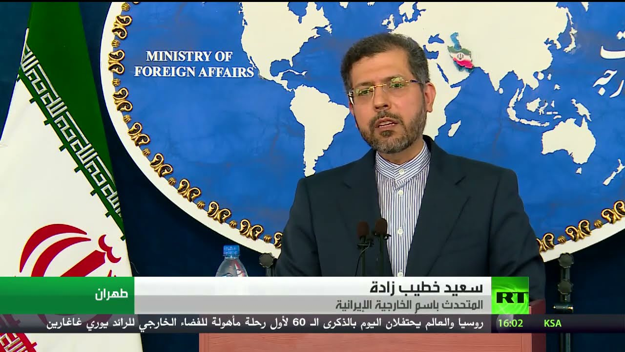 طهران تتهم إسرائيل بالمسؤولية عن حادثة نطنز