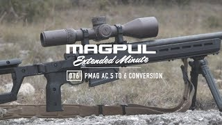 Magpul Extended Minute - 016 PMAG AC Conversion
