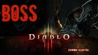 I believe - Diablo 3 - Boss FINAL DIABLO EN PESADILLA - Demon hunter con kiriki y wismichu