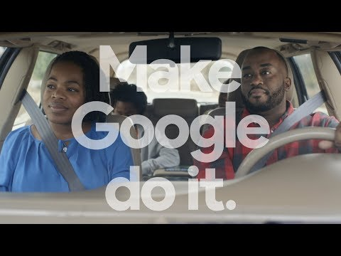 Hey Google: Directions