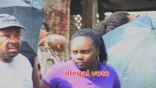 UN-FREE! UN-FAIR! - St. Kitts