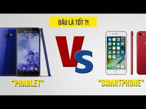 """Bạn chọn điện thoại màn hình """"lớn"""" hay màn hình """"nhỏ"""" ?!"""