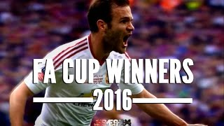 Manchester United FA Cup 2016 Winners (HD)