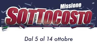 Da Trony MISSIONE SOTTOCOSTO!