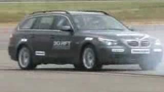 Bridgestone Run Flat 3 (внезапная потеря давления)(Компания Bridgestone представила новое поколение безопасных после прокола шин (третье). Презентация проходила..., 2009-10-29T19:22:58.000Z)