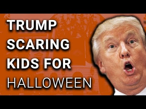 Trump Halloween Event Goes Horribly Wrong