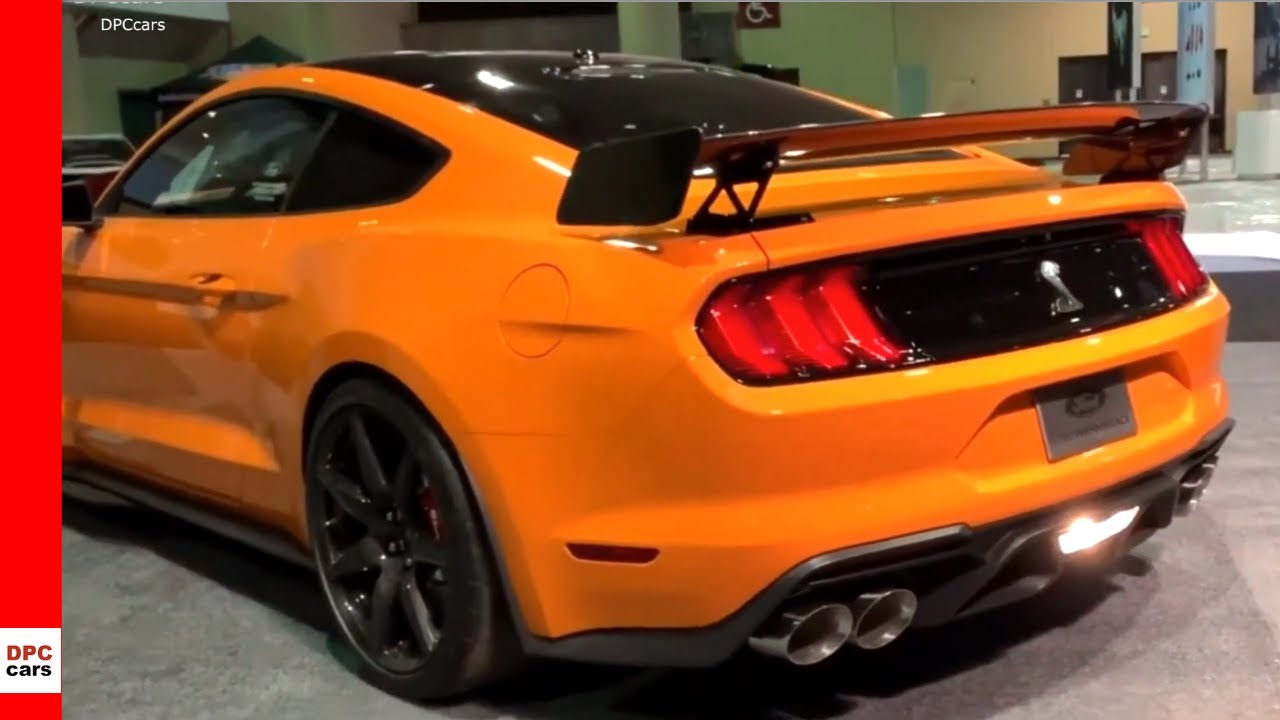 2020 Ford Mustang Hybrid On Youtube
