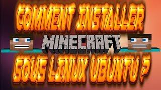 [TUTO] Comment installer minecraft sous Linux (Ubuntu) ? [FR]