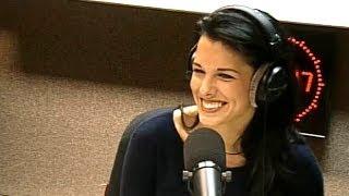 Ольга Романовская в гостях у радио