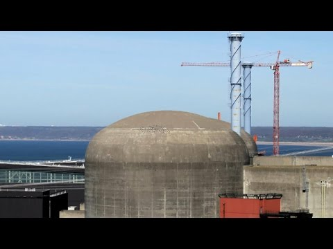 Explosion at French nuclear plant