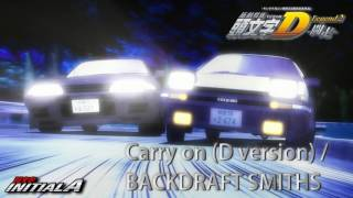 BACKDRAFT SMITHS - Carry on(D Version)