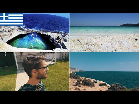 Greece Vlog (Q3 2017)