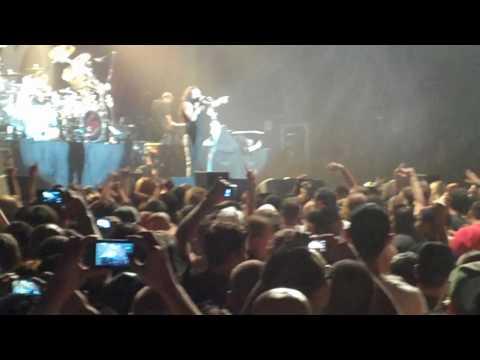 Korn Blind Bakersfield CA ballroom blitz Tour 6-11-2010