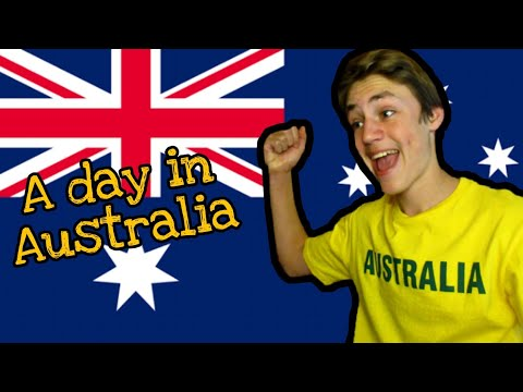 What A Day Is Like In Australia
