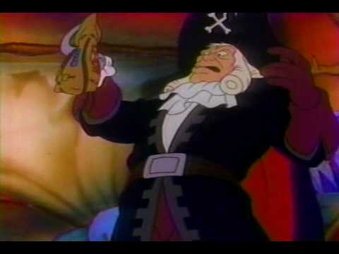 Peter Pan and the Pirates Episode 58 - The Wind & the Panther - PART 1