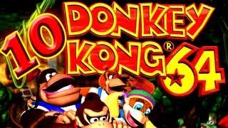 Donkey Kong 64 - Let's Play Donkey Kong 64 [German/101%] Part 10: Tropische Erfolge