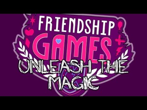 "MLP EG FG ""Unleash The Magic"" Karaoke (Instrumental Song)"