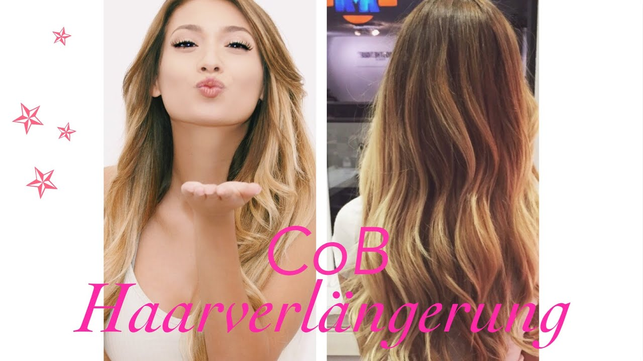 Dauerhafte Haarverlängerung Call Of Beauty I Paola Maria Youtube