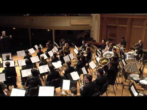 Holst: First Suite - Lawrence University Wind Ensemble - 10.17.15