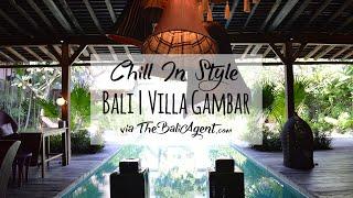 Gambar cover Bali | Villa Gambar Tour, Best Chilled Party Pad w 3 En-Suite Bedrooms in Umalas