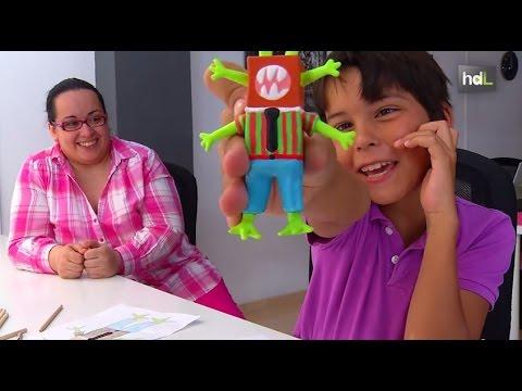 hdl-moyupi:-dibujos-convertidos-en-muñecos-3d-para-resucitar-el-interés-infantil-por-los-juguetes